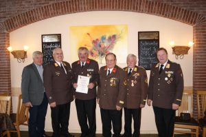 Neuer Seniorenbeauftragter im Abschnitt Kirchbach