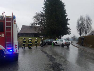 Verkehrsunfall mit verletzter Person 250319