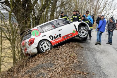 Rallye Testfahrten 2019