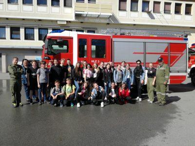 Zivilschutztage der NMS Kirchbach