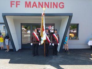 Rüsthauseinweihung Manning
