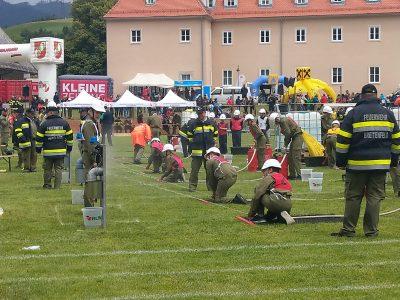 Landesjugend-Leistungsbewerb 2019 in Mautern