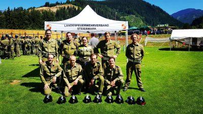 Landesleistungsbewerb 2019 in Trofaiach