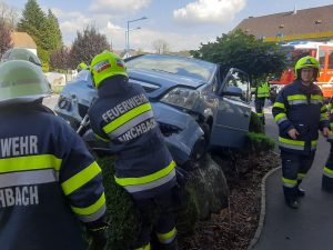 Verkehrsunfall in Kirchbach