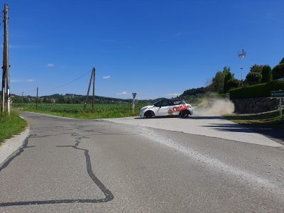 Rallye Testfahrten 2021